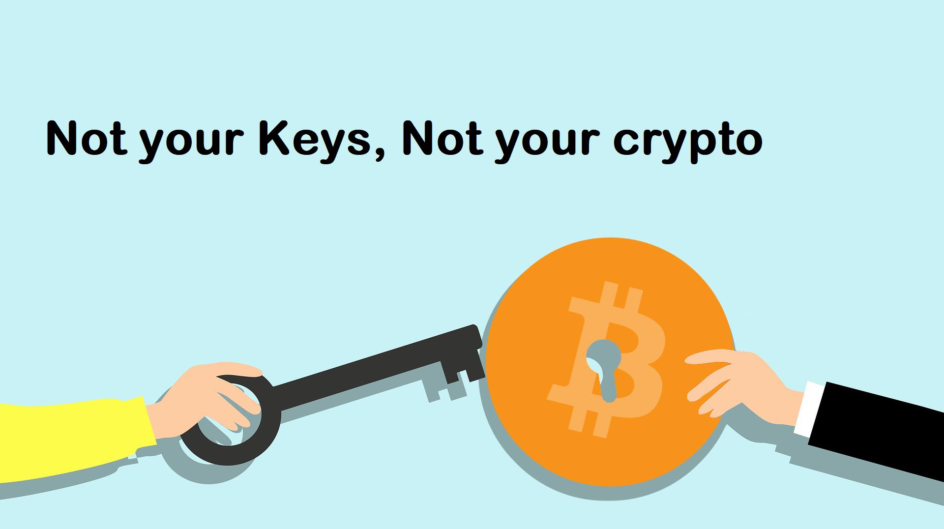 Come tenere al sicuro le proprie crypto