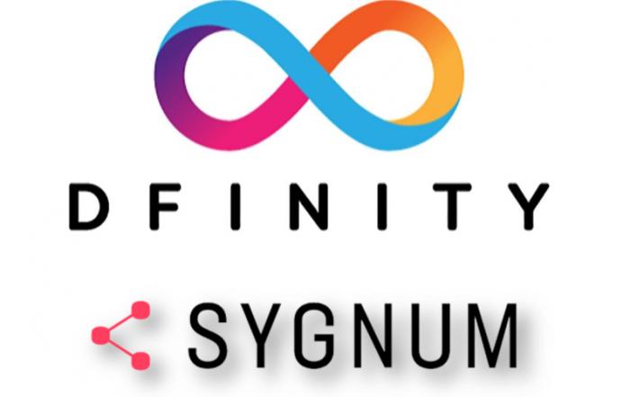 Sygnum diventa la prima banca ad offrire la custodia del token ICP