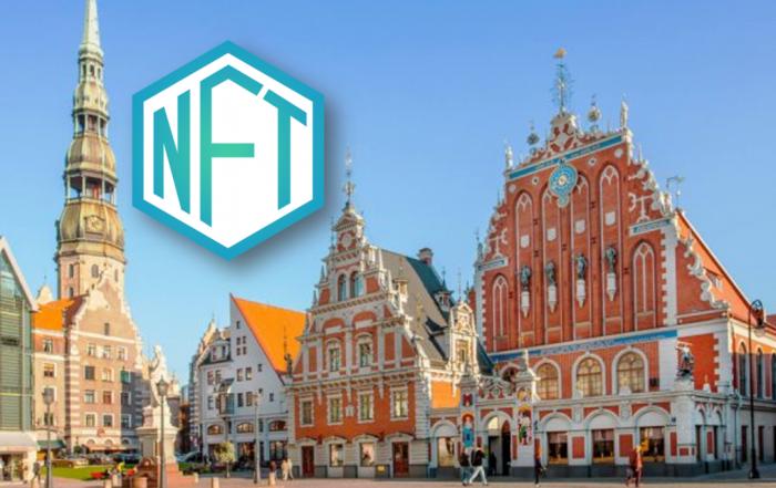 A Riga ci sarà la prima mostra street art NFT