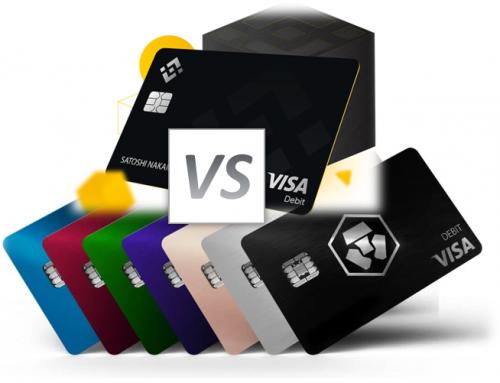 Cash Back crypto carte, le migliori carte VISA per il cash back in cryptovalute