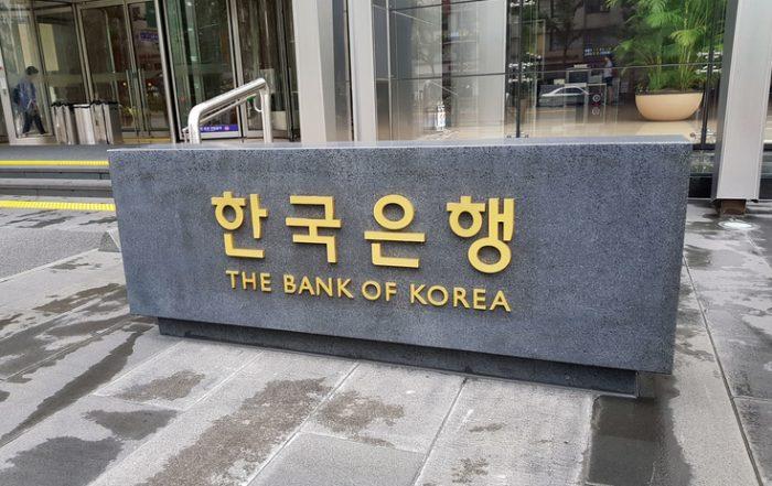 La Bank of Korea entrerà nel mondo delle cryptovalute