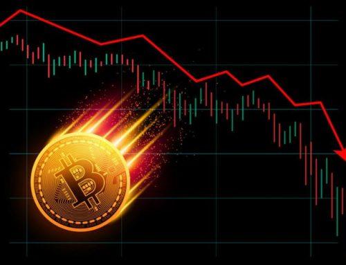 Bitcoin scende del 40% toccando i $ 39.000, Analisi Prezzo
