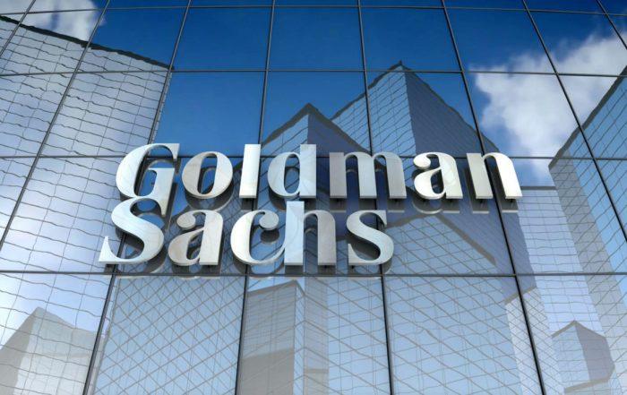 Goldman Sachs studia le criptovalute come asset class