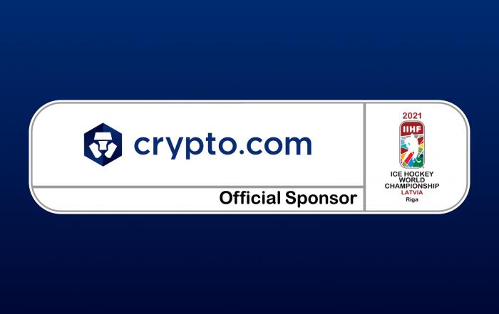 Crypto.com diventa sponsor NFT del Campionato mondiale di hockey