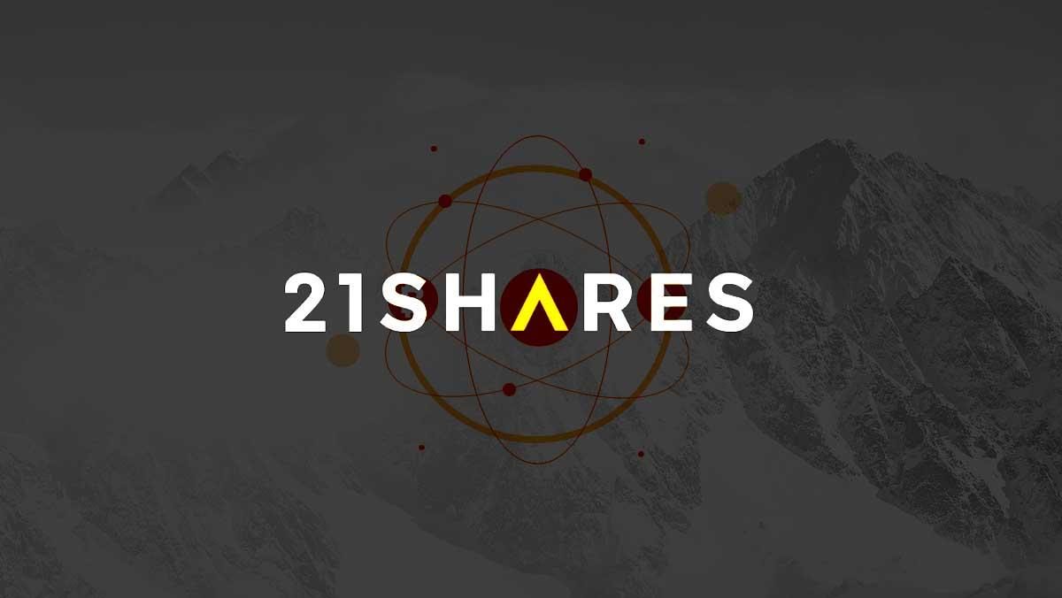 21Shares lancerà un ETP Bitcoin