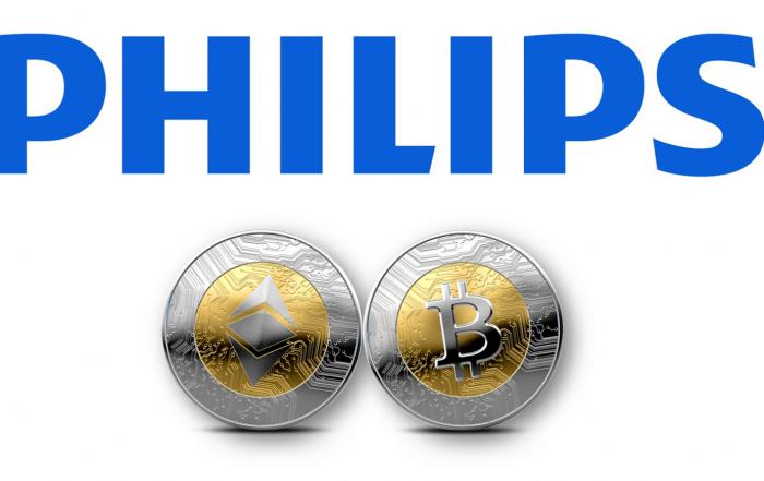 Philips accetterà BTC ed ETH in un'asta di Banksy