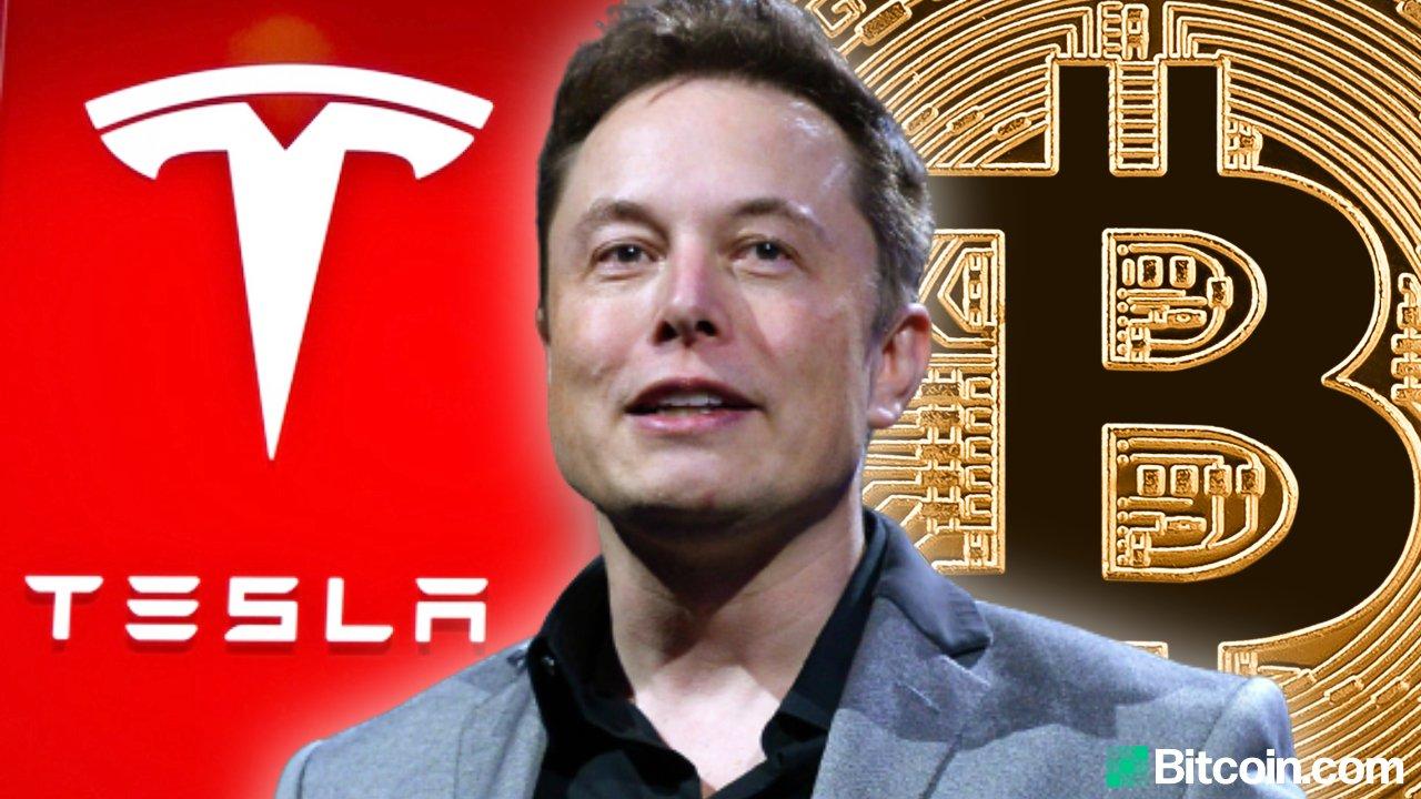 Tesla accetterà di nuovo Bitcoin
