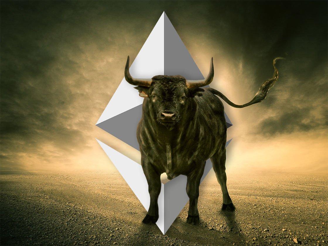 Ethereum rialzista