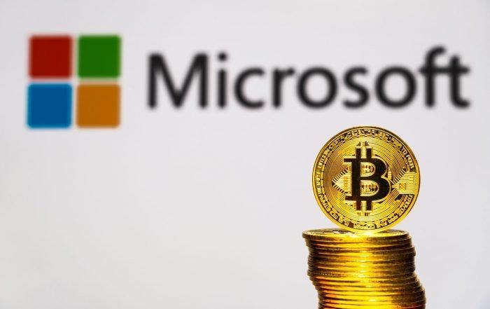 Microsoft e cryptovalute