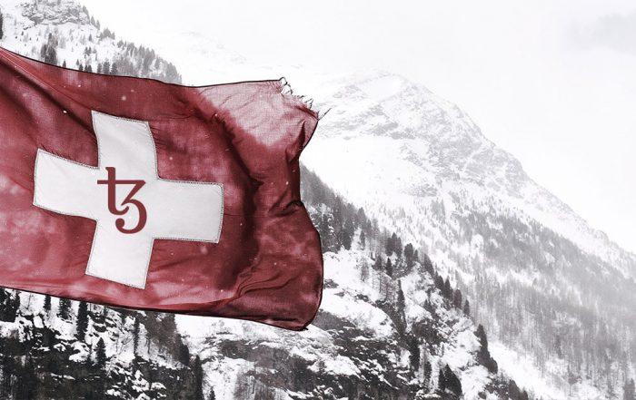 Il trio finanziario svizzero collaborerà con Tezos