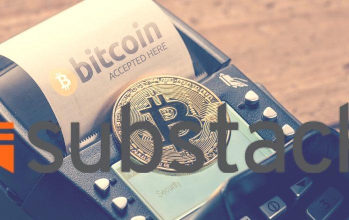 Substack lancia i pagamenti Bitcoin