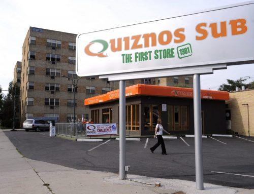 Acquista il tuo panino con Bitcoin: da Quiznos puoi pagare in BTC