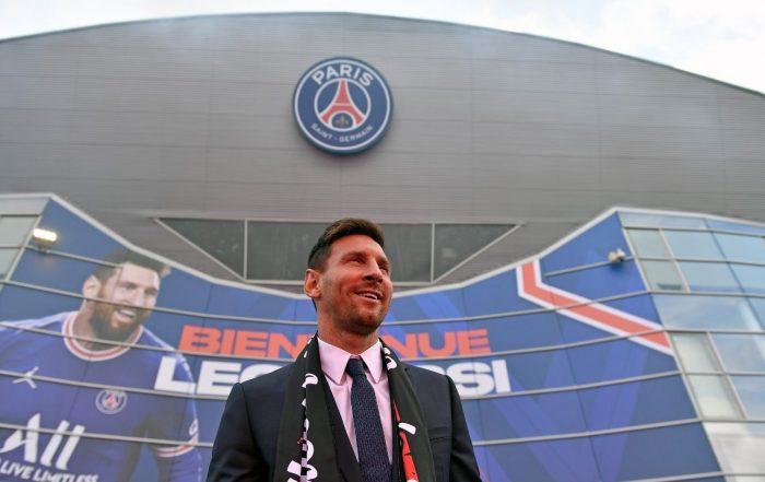 Leo Messi è stato pagato in cryptovalute