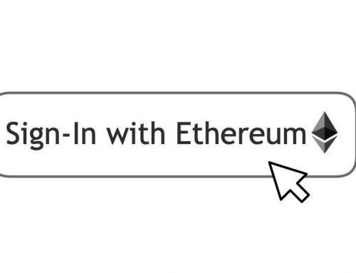 Il 1° accesso identificativo con Ethereum sta per arrivare!
