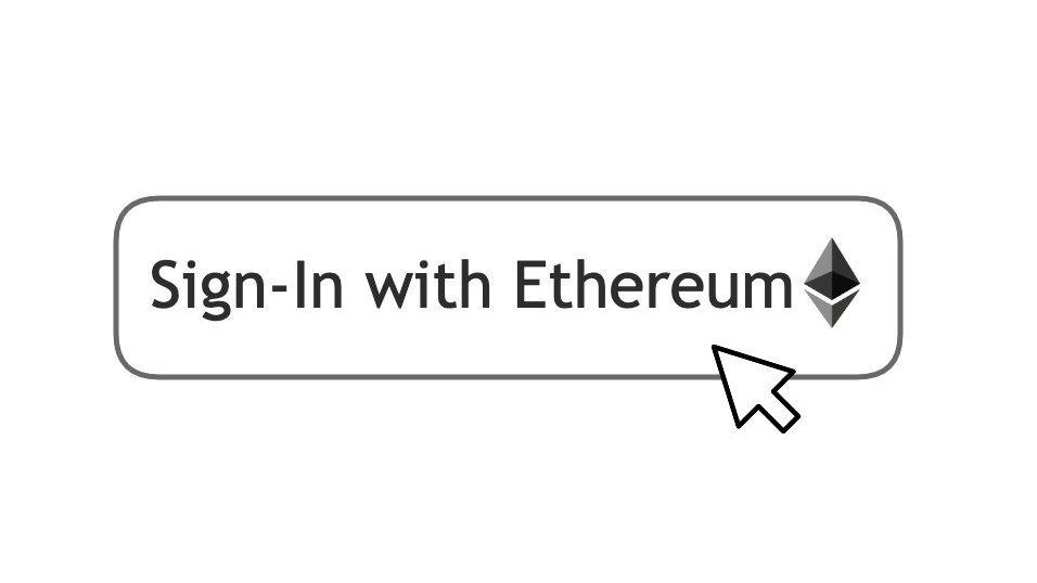 accesso identificativo con Ethereum