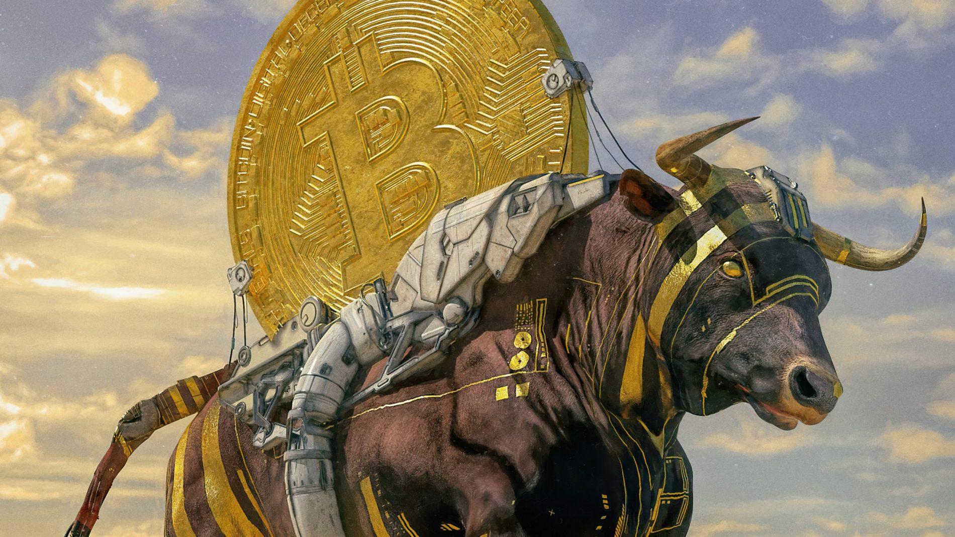 Bitcoin pronto per il rally