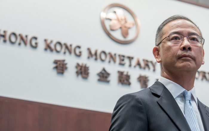 Hong Kong e CBDC